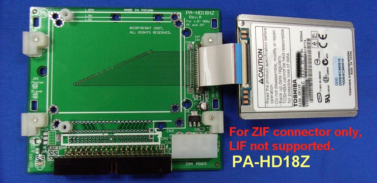 zif hard drive wiring diagram